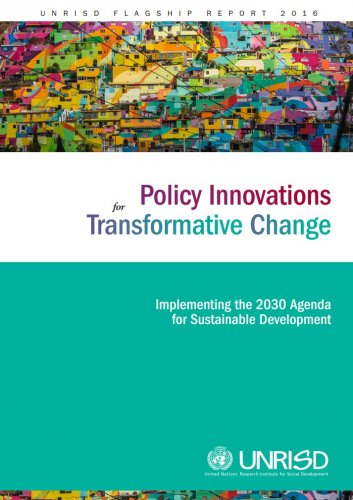 Policy Innovations for Transformative Change
