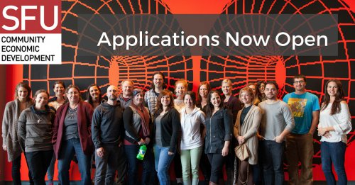 SFU's Certificate Program for Community Economic Development