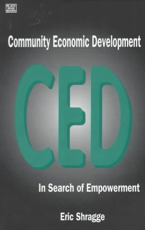CED in search of empowerment cover