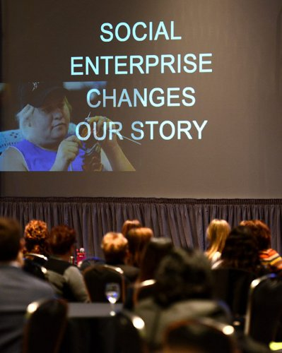 Social Enterprise Changes Our Story