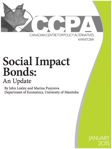 Social Impact Bonds: An Update