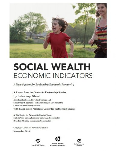 Social Wealth Economic Indicators: A New System for Evaluating Economic Prosperity