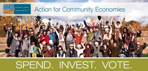 SPEND. INVEST. VOTE.: Action for Community Economies