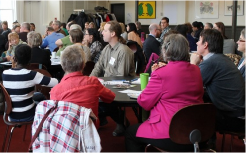 The Future of Food visioning session on February 20