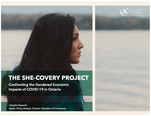 THE SHE-COVERY PROJECT: Confronting the Gendered Economic Impacts of COVID-19 in Ontario