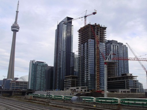 Toronto is experiencing fast-paced growth