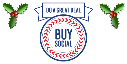 Do a great deal, Buy Social
