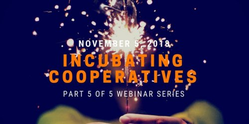 Incubating Cooperatives