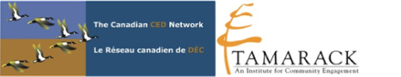 Tamarack & Canadian CED Network Hosted Webinar