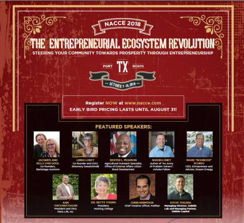 The Entrepreneurial Ecosystem Revolution