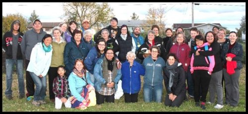 Representatives of the Northern Manitoba Food, Culture & Community (NMFCCC)
