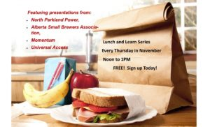 November Lunch and Learn Series