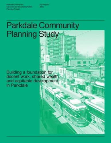 Parkdale Community Planning Study 2016