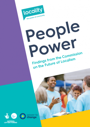 People Power: Findings from the Commission on the Future of Localism