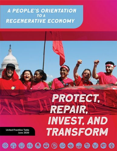 People's Orientation to a Regenerative Economy Cover Image