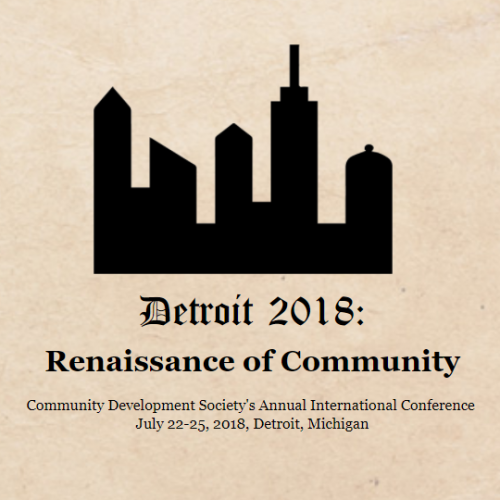Detroit 2018: Renaissance of Community