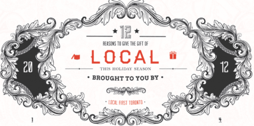 Reasons to give the gift of local this holiday season