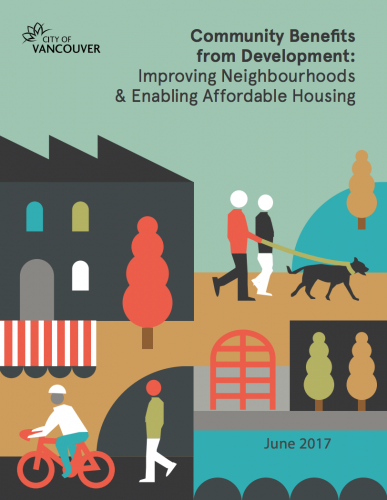Community Benefits from Development: Improving Neighbourhoods and Enabling Affordable Housing