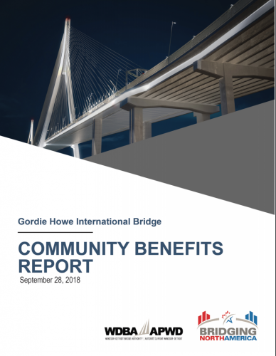 Community Benefits Report