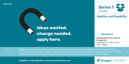 senco Series 1: Ideation and Feasibility (ideas wanted. change needed. apply here.)