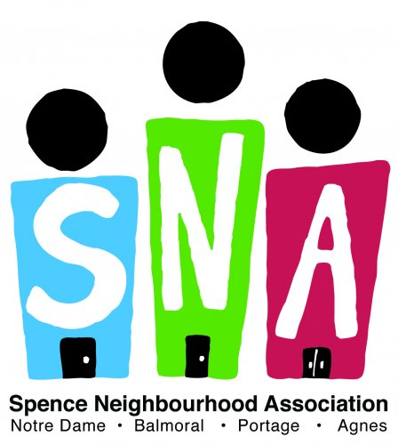 Spence Neighbourhood Association logo