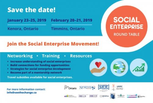 Social Enterprise Round Tables