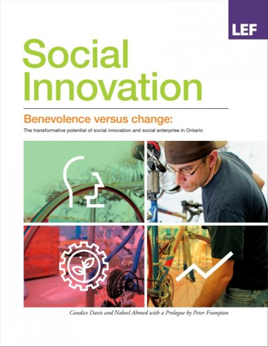 Social Innovation - Benevolence versus change