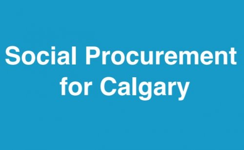 Social Procurement for Calgary