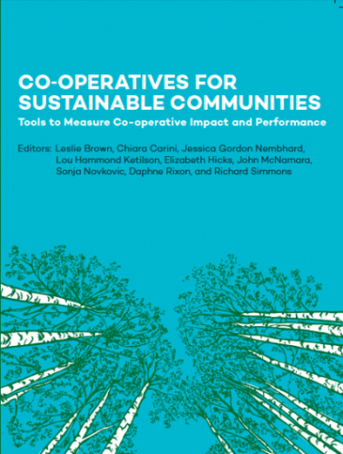 Tools to Measure Co-operative Impact and Performance