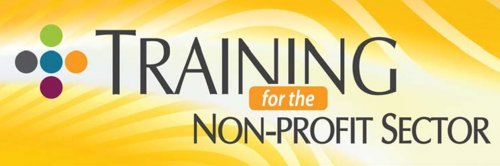 Training for the Non-Profit Sector