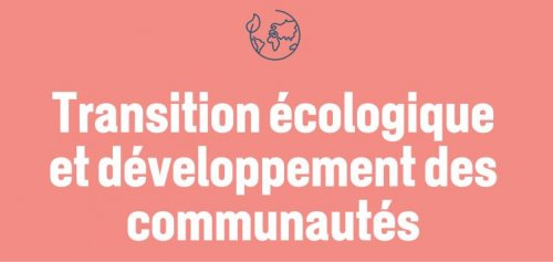 Transition ecologique