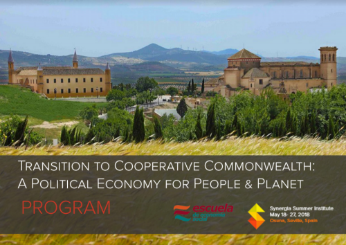 Transition to Cooperative Commonwealth