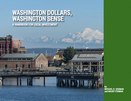 Washington Dollars, Washington Sense