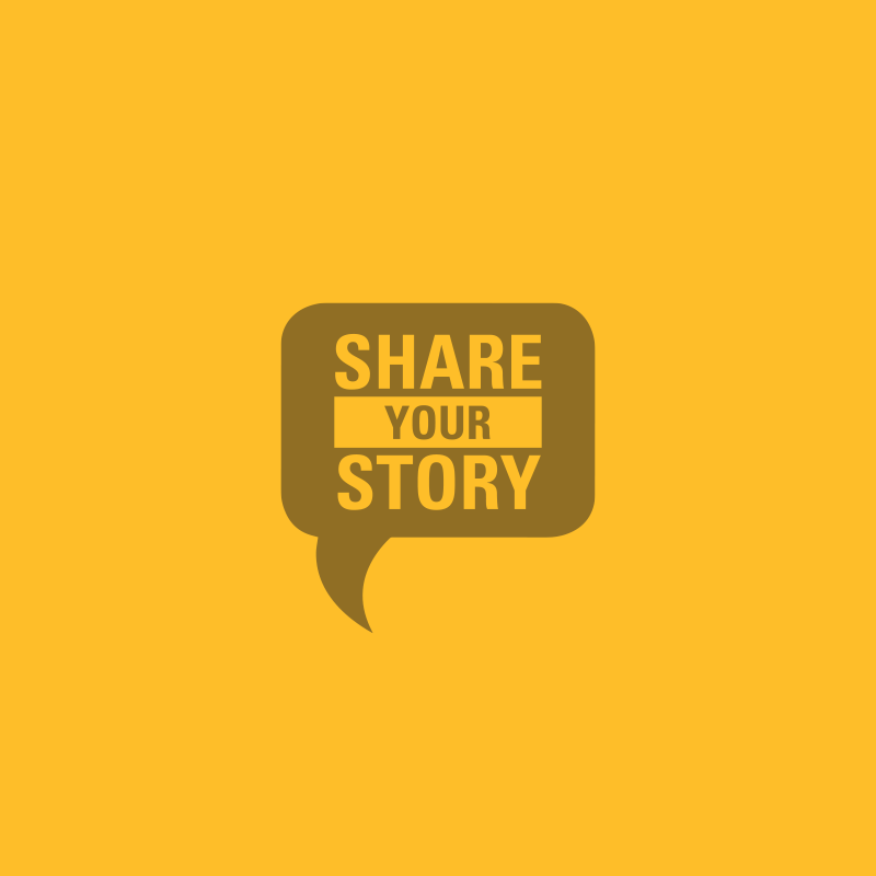 Share you story