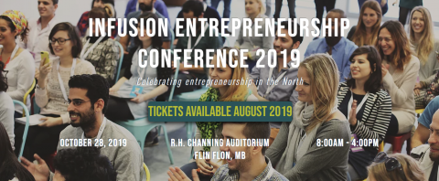Infusion entrepreneurship conference 2019