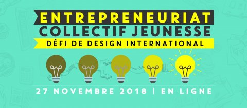 Entrepreneuriat collectif jeunesse: Défi de design international