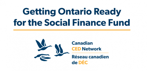 Getting Ontario Ready for the Social Finance Fund