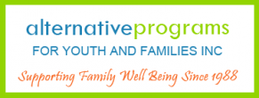 Alternative Programs for Youth and Families logo