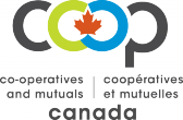Coopératives et mutuelles Canada / Co-operatives and Mutuals Canada logo