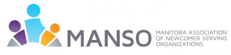 Manitoba Association of Newcomer Serving Organizations (MANSO) logo