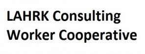 LAHRK Consulting Worker Cooperative logo