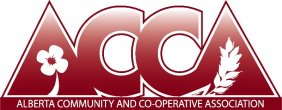 Alberta Community and Co-operative Association (ACCA) logo