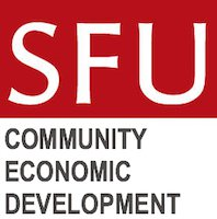 SFU Certificate Program for Community Economic Development logo