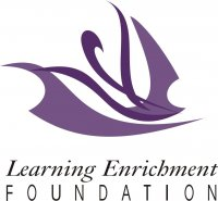 The Learning Enrichment Foundation (LEF) logo