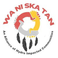 Wa Ni Ska Tan: An Alliance of Hydro-Impacted Communities logo