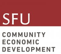 SFU Community Economic Development Programs logo