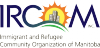 Immigrant and Refugee Community Organization of Manitoba logo